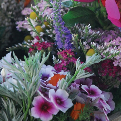 Flowers Edible Landscaping