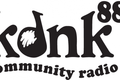 KDNK Community Radio Logo