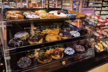 Baked goods at Clark's Market