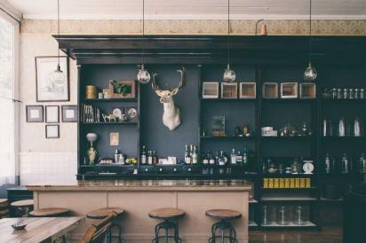 DRAM Apothecary's captivating Bread Bar