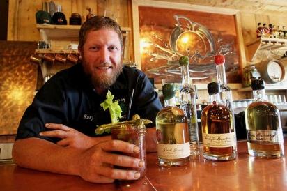 Peach Street Distillers' Rory Donovan