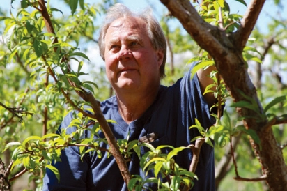 Skip Doty of Early Morning Orchard