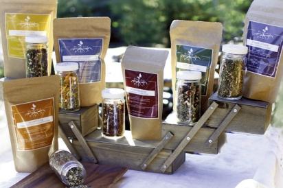 Dynamic Roots teas