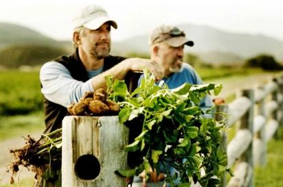 Owners of Woody Creek Distillers Pat Scanlan and Mark Kleckner