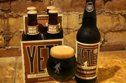 Yeti Beer