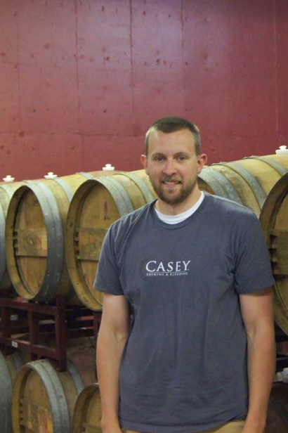 Troy Casey of Casey Brewing and Blending
