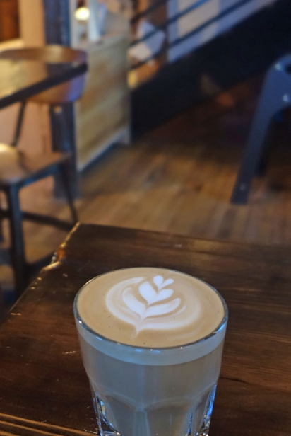 Single-coffees at the Guild