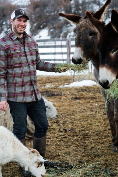 Jason Smith of Rock Bottom Ranch
