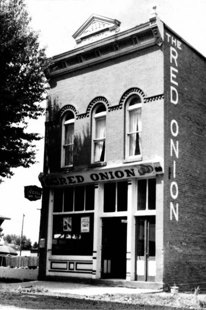 The Red Onion, Aspen, circa 1950s.