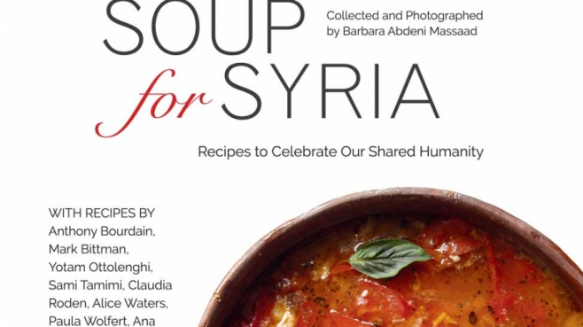 Soup for Syria book cover
