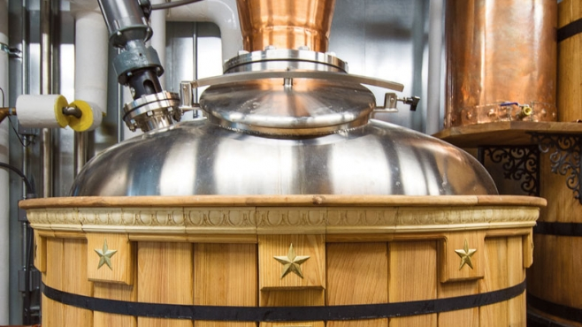 Old-Work approach to Whiskey Fermentation