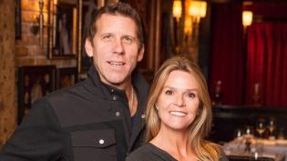 Restaurateurs Craig and Samantha Cordts-Pearce