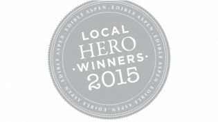 Edible Aspen's 2015 Local Hero Winners